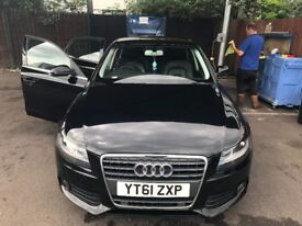 Audi A4 2011 Technik 2.0 Diesel Start Stop Engine