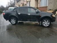 Mitsubishi L200 Animal**NO VAT**