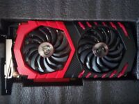 MSI NVIDIA GeForce GTX 1070 8GB Gaming X - Cash on Collection Only