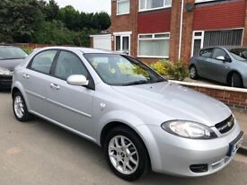 Chevrolet Lacetti 1.6 SX 5dr£699 low mileage 2008 (08 reg), Hatchback