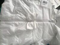 Brand new gymp designer baby jacket ⭐️£20🌟