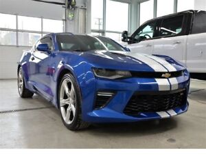 2017 Chevrolet Camaro 2SS AUTOMATIC HEATED COLLED LEATHER SUN RO