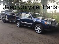 Jeep Grand Cherokee limited 3.0 crd in for breaking / all parts available