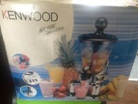 Fruit maker smoothie maker juicer brand new by kenwood