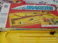 Vintage MB Games - Dragster game. Bargain price!!!