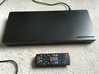 Panasonic DMP-BDT360EB - 3D Blue Ray Player - WiFi