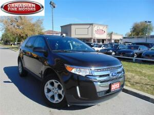 2013 Ford Edge NAVI-LEATHER-SUNROOF-ONLY 39K
