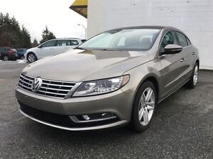 2013 Volkswagen CC Sportline w/ Panoramic Sunroof