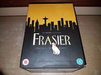 Frasier - Series 1-11 - Complete (DVD, 2009, 44-Disc Set, Box Set)
