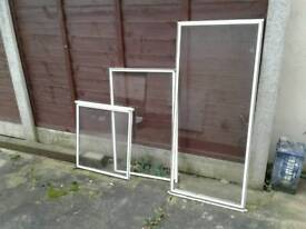TRIPLE GLAZING PANELS. ONLY 3 LEFT VARIOUS SIZES. £5 each or £12 for 3 NO TEXTS PLEASE.