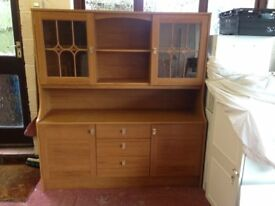 Schriber Wall Unit, Excellent Condition.