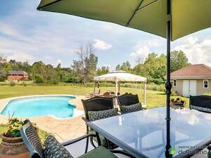 595 000$ - Maison 2 étages à vendre à Chelsea Gatineau Ottawa / Gatineau Area image 2
