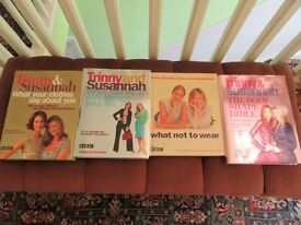 Trinny & Susannah 'What Not to Wear' Books