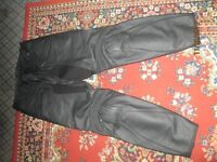 motor cycle leathers