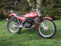 Bultaco 350 Sherpa Trials may take px