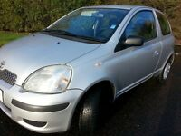★ 12 MONTHS MOT ★ 2003 Toyota Yaris 1.0 3dr ★ 1 LADY OWNER ★ FULL SERVICE HISTORY