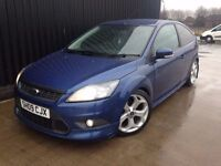 2009 Ford Focus 1.6 Zetec S 3dr Finance & Extended Warranty Available May Px