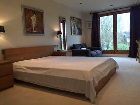 Luxury Double room with en suite