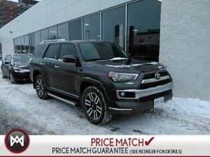 2014 Toyota 4Runner LIMITED NAVI ROOF LOADED