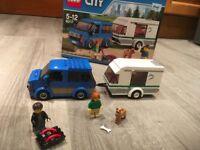 Lego city Van&caravan