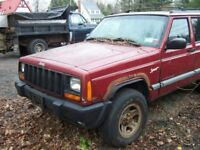 jeep cherokee spairs or repair