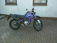 Yamaha XT125R 125cc Motorcycle 2008