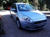 Fiat Punto Grande Low mileage