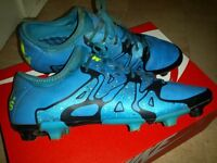 2 Pairs of Football boots