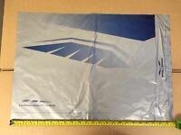 Wholesale XL Grey Strong Mailing Bags - Postal Bags (555x430x60) - x Qty 3250