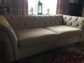 2 Gosford sofas (NEXT)