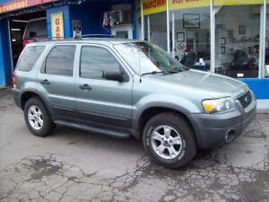 2007 Ford Escape XLT  garantie un an incluse