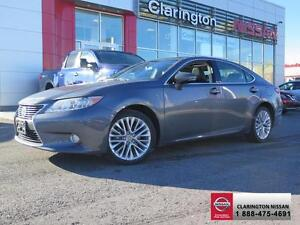 2013 Lexus ES 350 ONE OWNER!! TOURING PACKAGE!!
