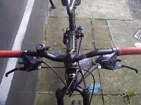 Diamond Back Outlook mountain bike - disc brakes - aluminium frame