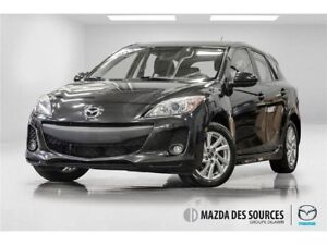 2013 Mazda Mazda3 GS -SKY(TRES PROPRES)*AC, SIEGES CHAUFFANT*