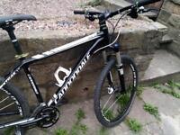 Bicycle, Cannon dale SL1 mountain bike