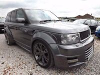 Range Rover Sport HSE Full Wide Arch Exclusive Body Kit