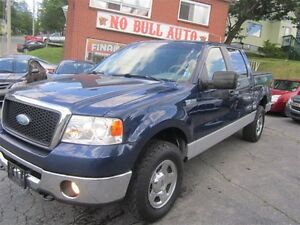 2008 Ford F-150 XLT, Crew Cab, New Grabber Tires, Undercoated!!