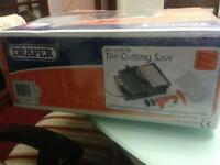 Draper electric tile cutting saw for sale.