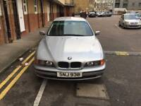 BMW 520I 2.0 SE, AUTOMATIC, SUNROOF, 2 OWNERS,CHEAP