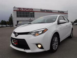 2014 Toyota Corolla LE Upgrade\Heated Seats\Sunroof\Alloy Wheels