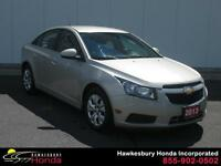 Chevrolet Cruze LT Turbo 2013 ONE OWNER