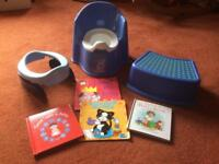 Complete potty training kit! Musselburgh