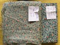 Vintage matching Liberty voile and Tana Lawn