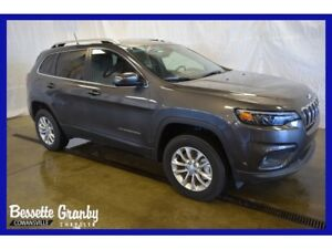2019 Jeep Cherokee North +2L Turbo, Hitch+