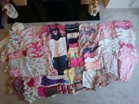 Girl's Clothes Bundle - 12-18 months ***OVER 70 ITEMS!!!***