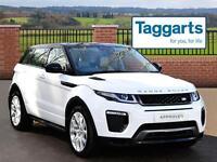 Land Rover Range Rover Evoque TD4 HSE DYNAMIC (white) 2016-01-31