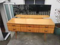 1960s Meredew dressing table