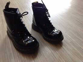 Doc Martins. Children size 9