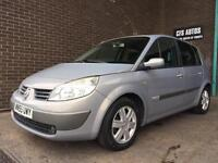 2005 RENAULT SCENIC IMMACULATE CAR LONG MOT