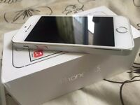 iphone 5s 16gb silver-white unlocked to all networks